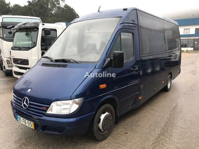 MERCEDES-BENZ 416CD1 BUS passenger van