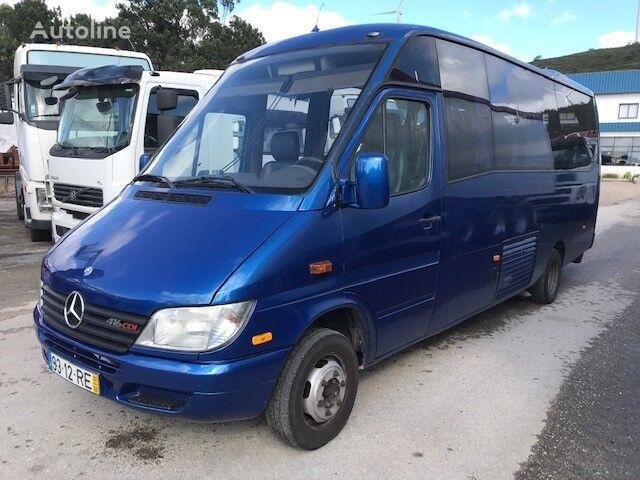 MERCEDES-BENZ / 416CD1 BUS 20 Places A/C Leather/ passenger van