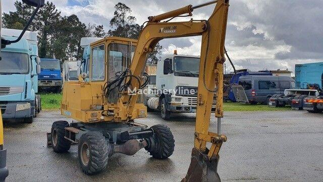 YANMAR YB401  wheel excavator