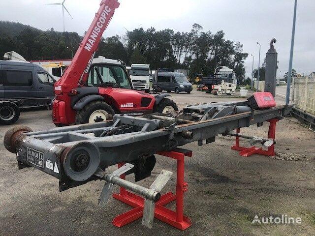 /Hooklift Amplirrol Mofil 25 tons hook-lift hoist
