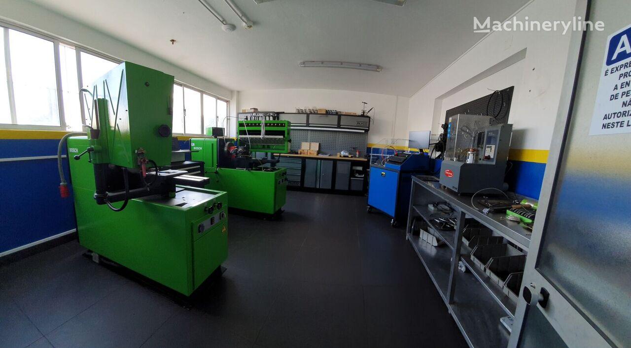 BOSCH Complete diesel workshop repair injection pumps and eui car diagnostic tools