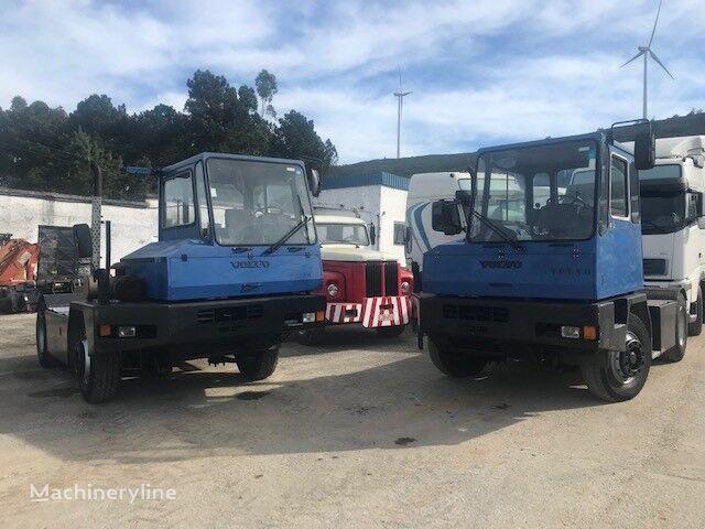 VOLVO MAFI - MT30 terminal tractor