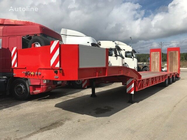new ARB Low Loader for heavy machinery/ low bed semi-trailer