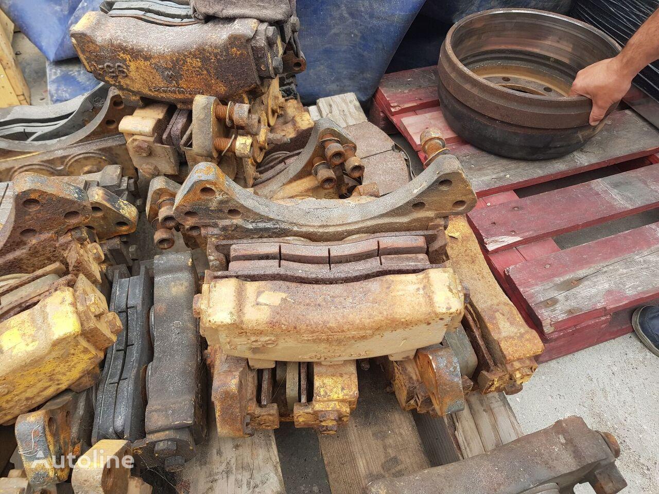 brake caliper for VOLVO A25 / A30 / A35 / A40 articulated dump truck