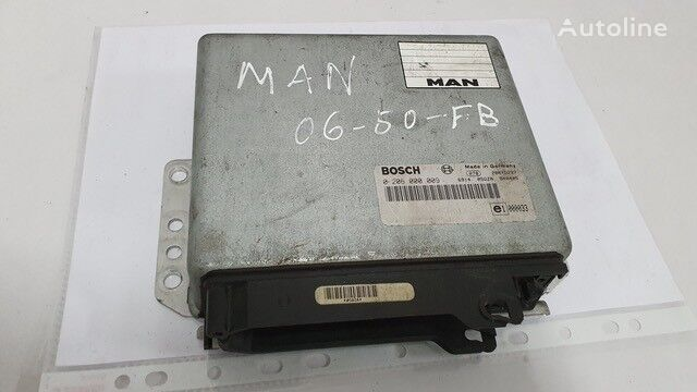 BOSCH control unit for MAN truck