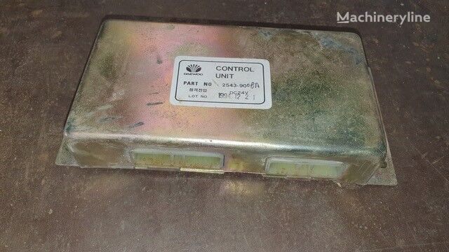 DAEWOO 2543-9008A control unit for excavator
