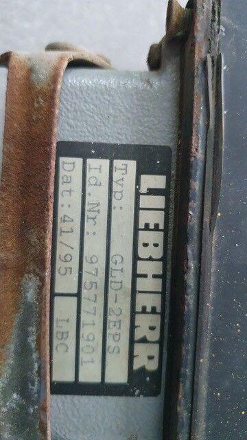 LIEBHERR /Control unit R912 GLD-2EPS - 975771901/ control unit for excavator
