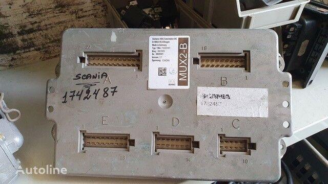 Siemens VDO ECU 1364.21020101 MUX2-B control unit for truck