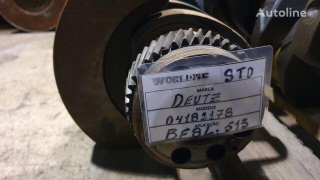 DEUTZ BF8L513 (04182178) crankshaft for truck