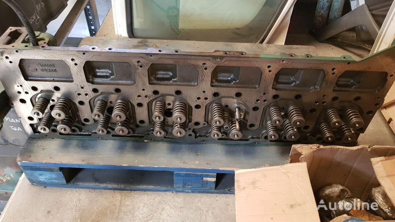 VOLVO VOE 21079397 cylinder head for articulated dump truck