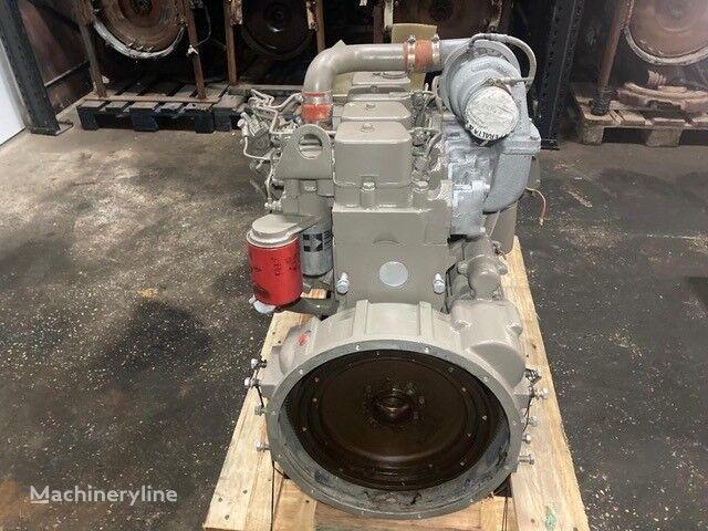 CASE /Engine Cummins 4BT B 3.9C/ engine for backhoe loader
