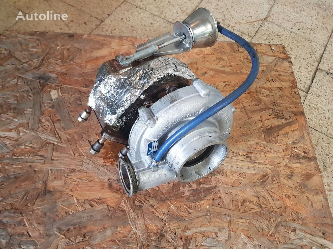 VOLVO engine turbocharger for truck