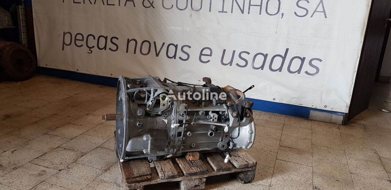 gearbox for MERCEDES-BENZ Atego G100-12 truck