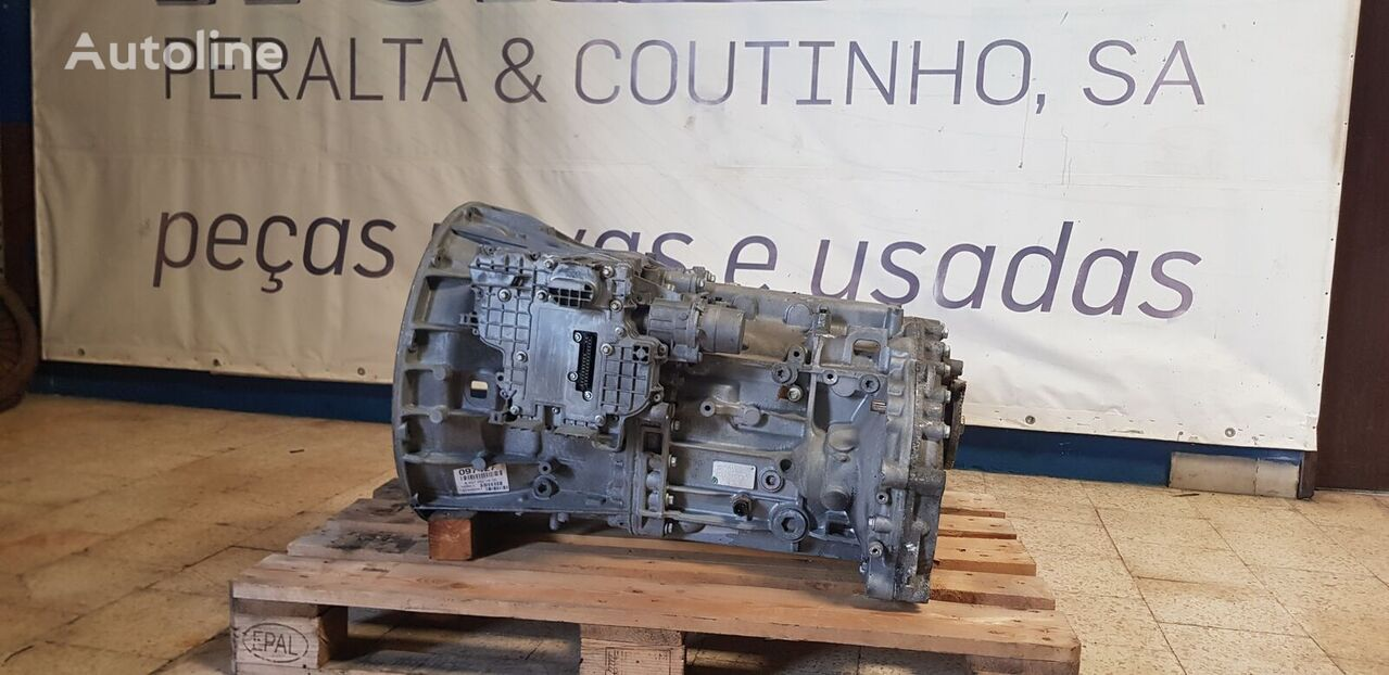 GO250-8 gearbox for MERCEDES-BENZ bus