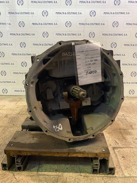 IVECO 12AS1800 gearbox for truck