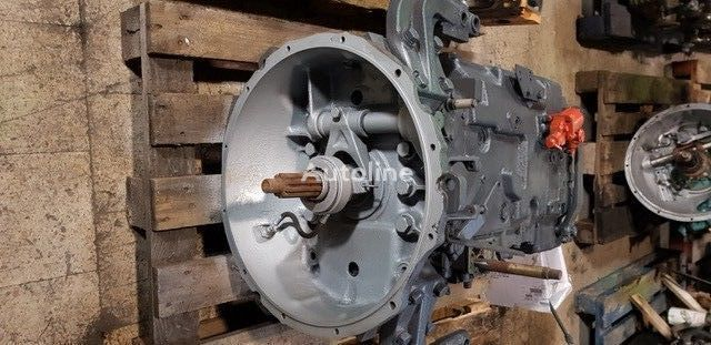 MERCEDES-BENZ ZF 5S110 GP+GV gearbox for truck