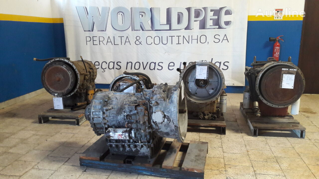 VOLVO VT 1906PT / PT 1662 / ZF 5HP 500 gearbox for VOLVO articulated dump truck