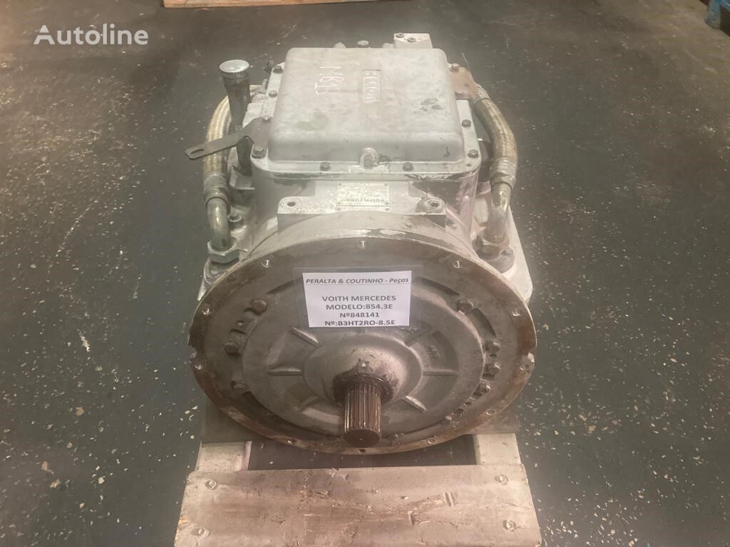 Voith 854.3E | B3HT2R0/ gearbox for truck