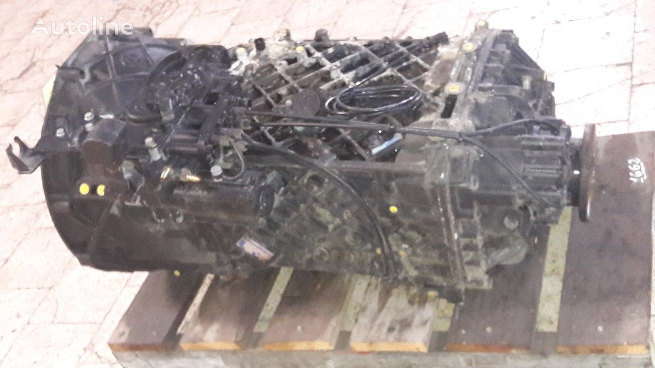 ZF 16S1920 TD Ecosplit gearbox for truck