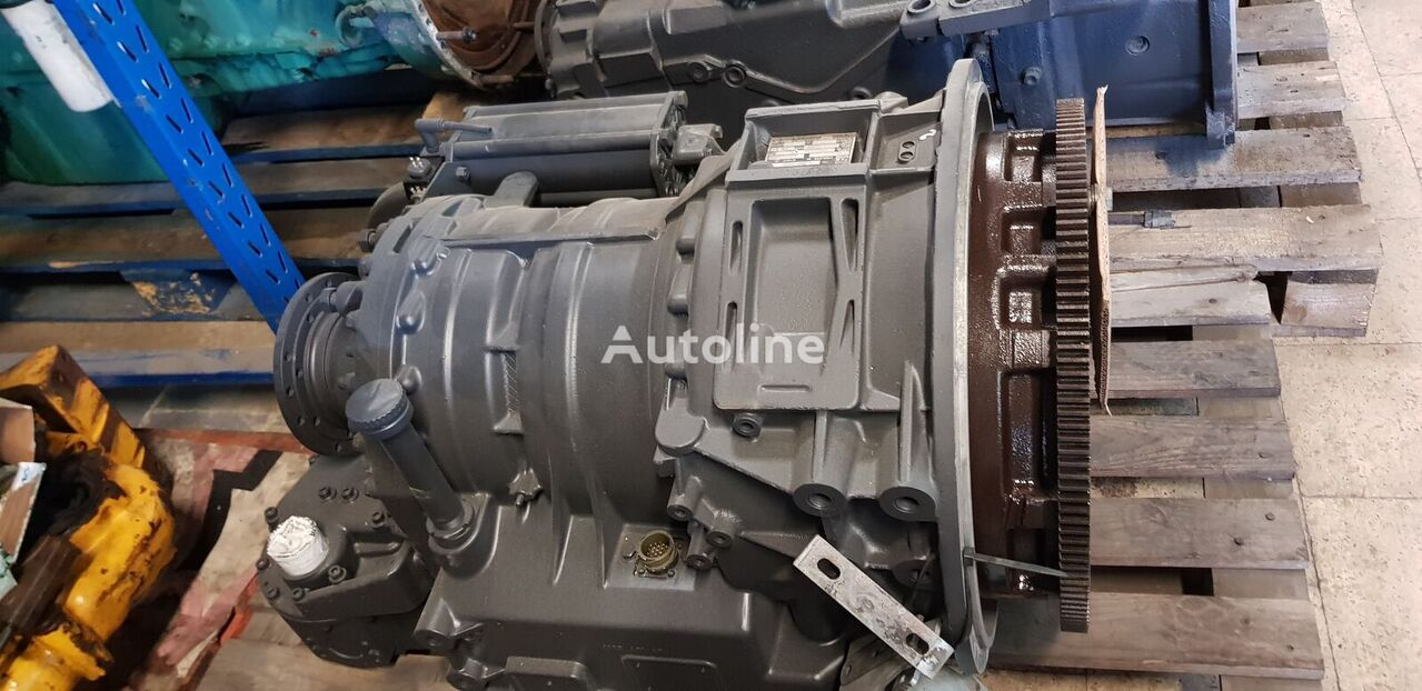 ZF 4HP500 gearbox for bus