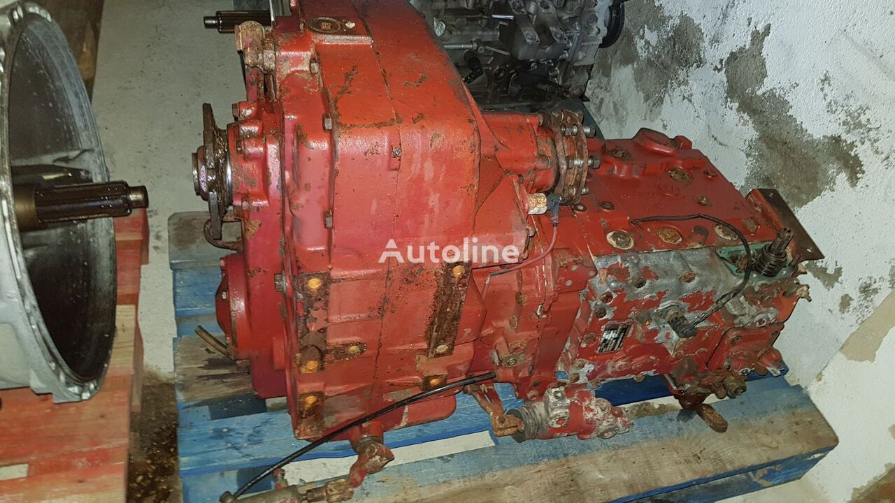 ZF 4S 120 GPa + Z90 with transfercase (1285013609) gearbox for truck
