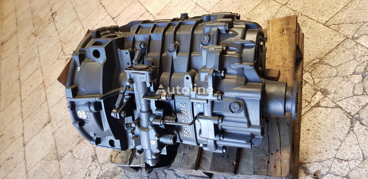ZF 6S800 TO gearbox for truck
