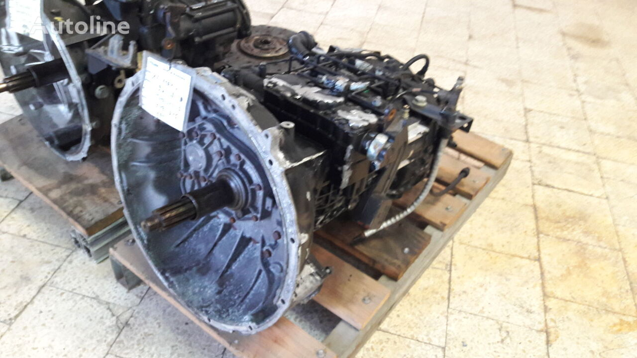 ZF 9S1110 TO gearbox for RENAULT Premium 320 DXI truck