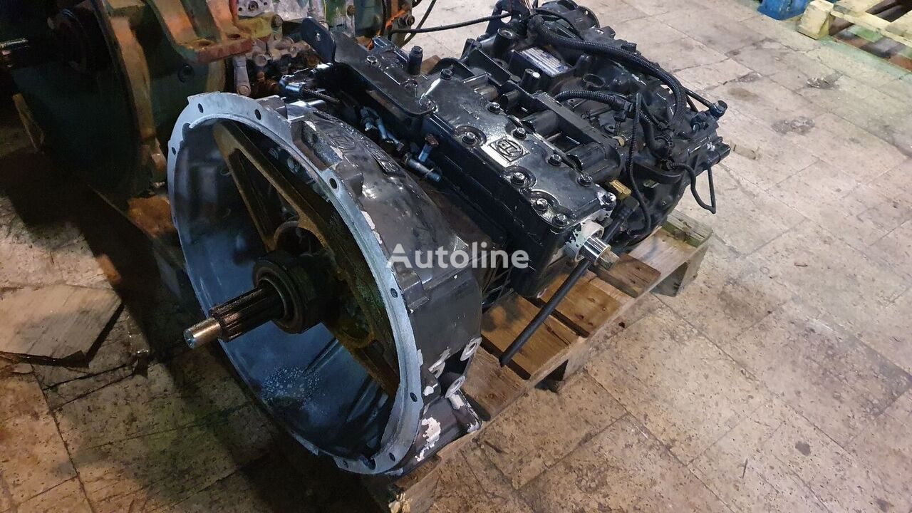 ZF 9S1310 TO gearbox for MAN truck