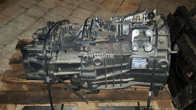 ZF ASTRONIC MID 12AS1420 TO (1336036003) gearbox for truck