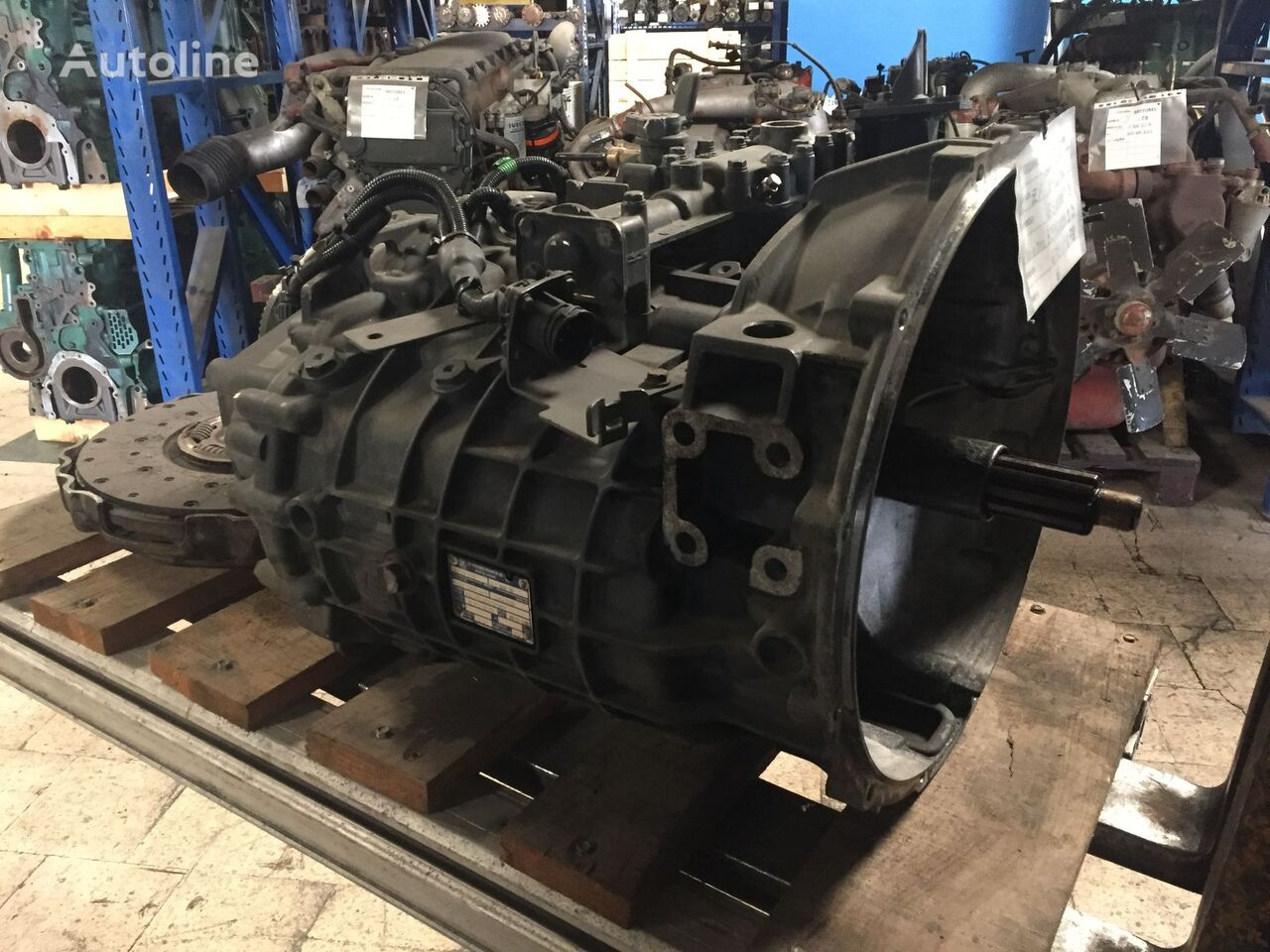 ZF ECOLITE 6S1000 gearbox for VOLVO 20781911 truck