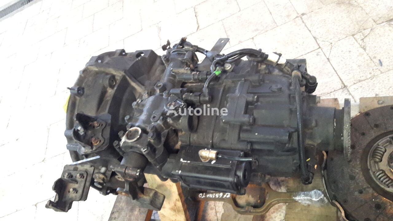 ZF ECOLITE 6S1000 TO gearbox for VOLVO FE 280 truck
