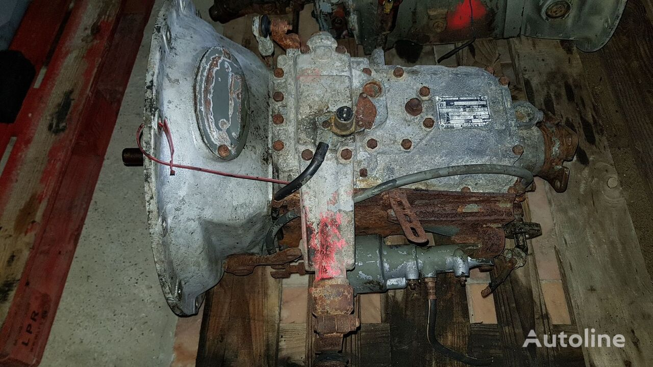 ZF S 5-35 /2 gearbox for truck