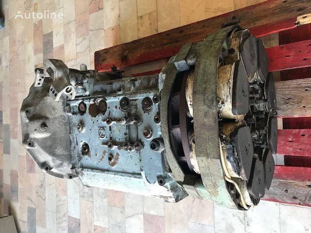 ZF S 6-90 gearbox for truck