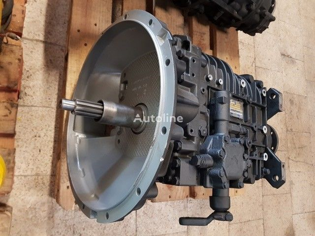 ZF /Gearbox 6S 890 (Rebuild) gearbox for truck