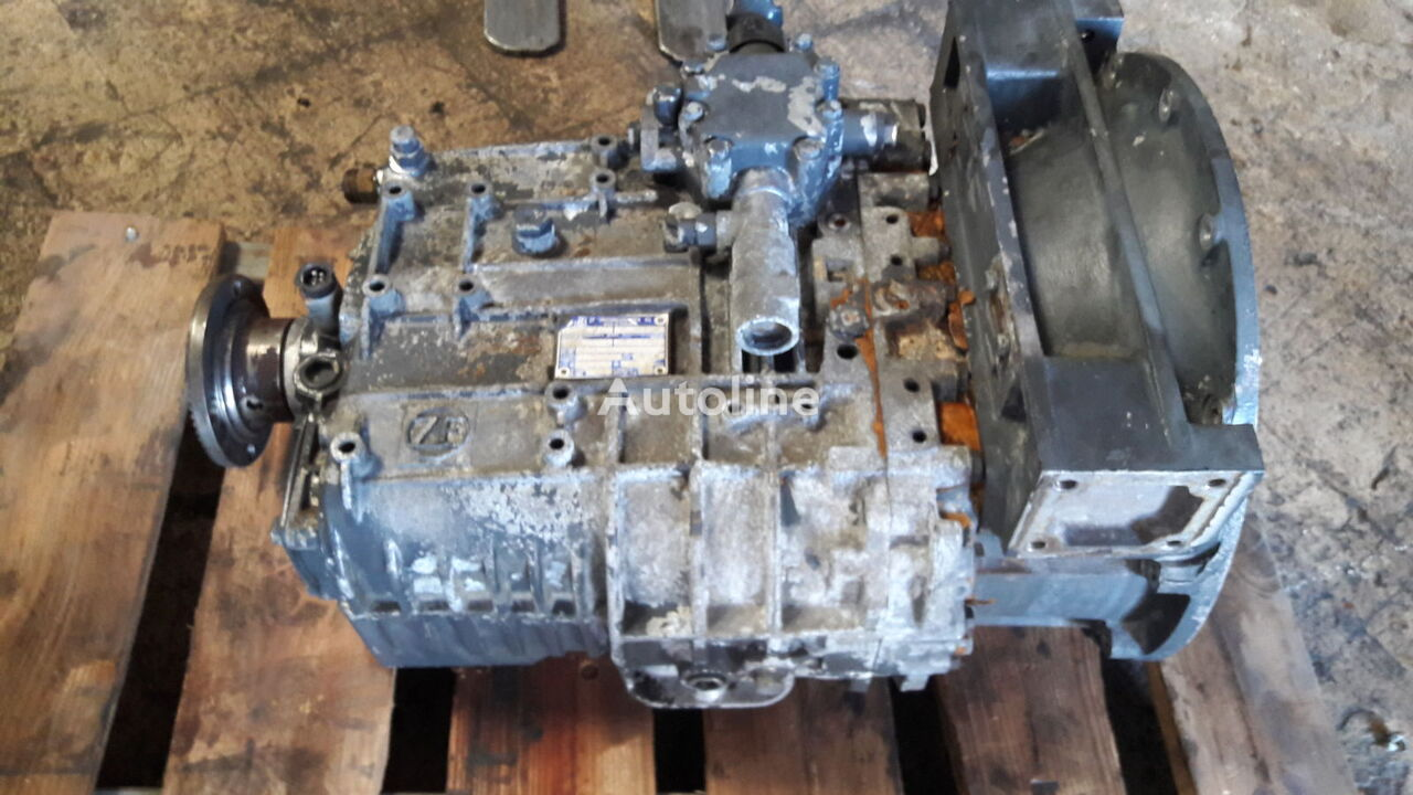 ZF S 6.36/2 gearbox for MAN truck