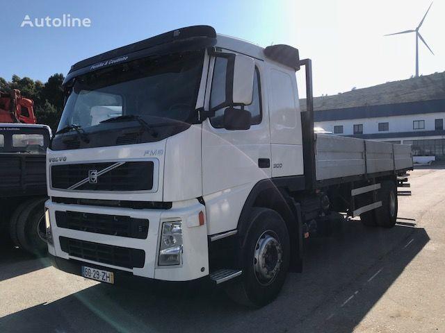 VOLVO FM9 300 flatbed truck