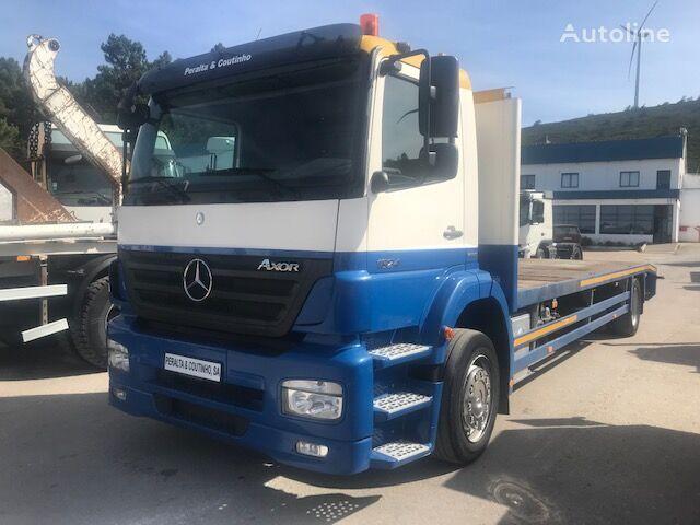 MERCEDES-BENZ /Axor 1824  platform truck