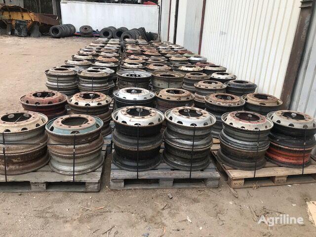Truck wheels wheel disk